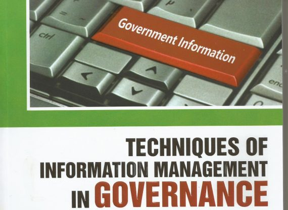TECHNIQUES OF INFORMATION MANAGEMENT IN GOVERNANCE